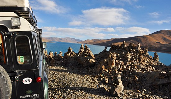 Self Drive Tour from Silk Road to Tibet