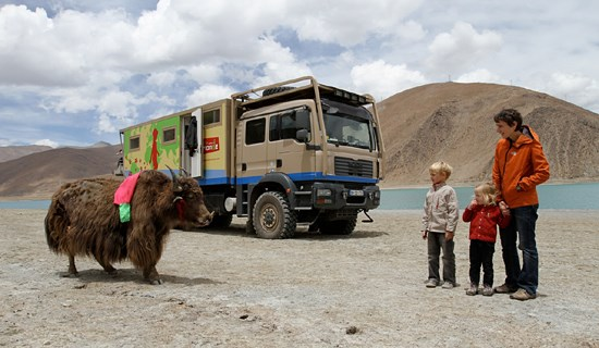 Self Drive Tour from Nepal via Tibet and Yunnan to Laos