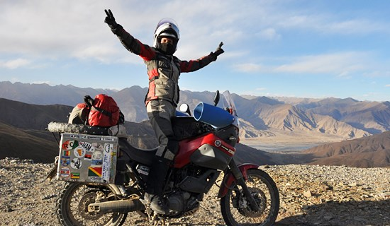 Motorbike Tour from Yunnan to Tibet