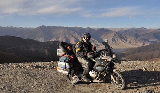 Motorbike Tour from South Xinjiang to Tibet with Lhasa