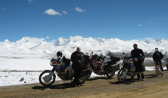 Motorbike Tour from Nepal via Tibet and Yunnan to Laos