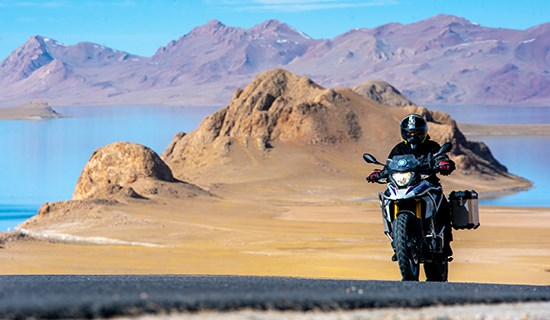 Motorbike Tour to Everest and across Northern Tibet Qiangtang to Kailash